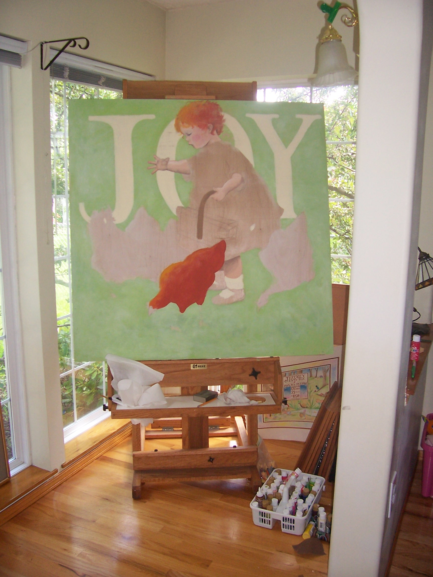 Painting 2007