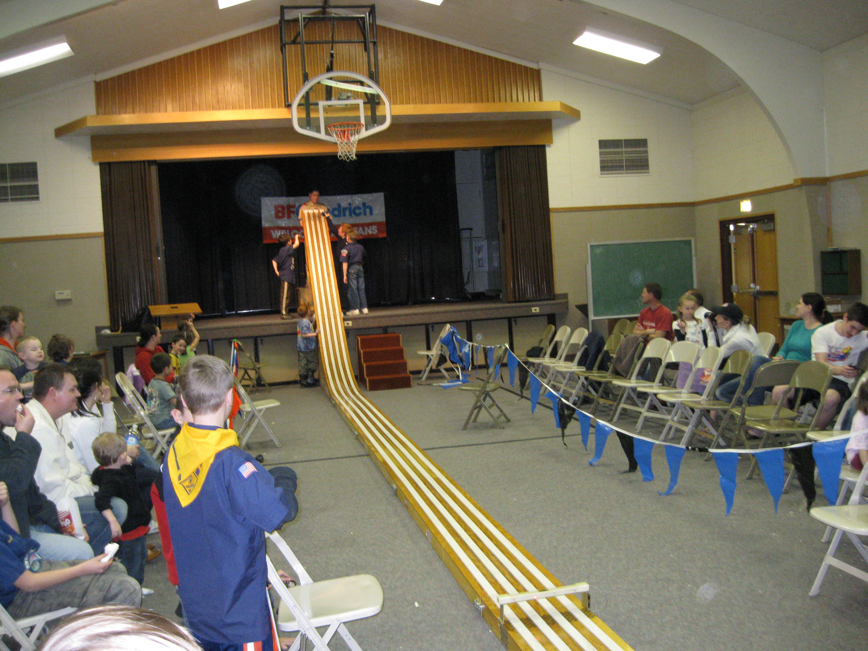 Rethinking The Pinewood Derby
