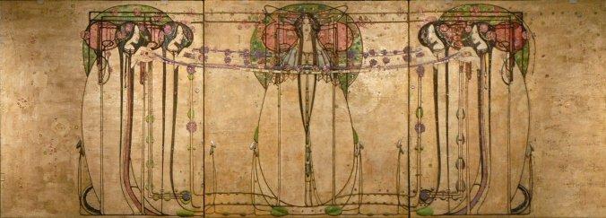 The May Queen (Margaret Macdonald)